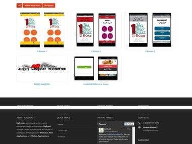 GeDroid website