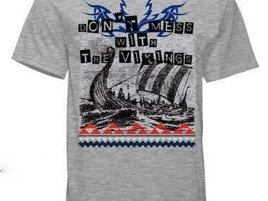 T shirt design for tourists