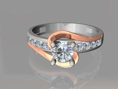 Simple Elegan Ring