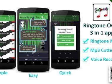 Ringtone Owner App Banner
