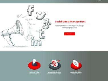 Ocho Digital (Web Design)