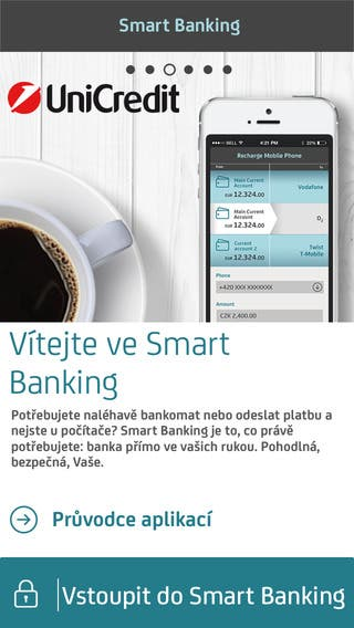 Smart Banking on Mobile (Banking app)