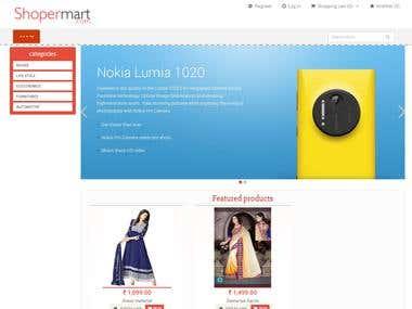 e-Commerce Development with nopCommerce