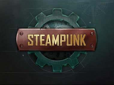 Steampunk IOS app