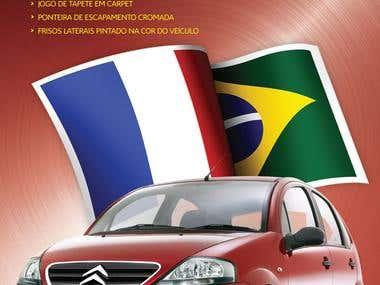 Citroen - C3 França/Brasil