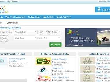 Property India, Real Estate Website in India, Buy Sale Rent