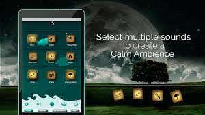 Calm Ambience Android App
