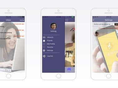 Group Chatting App for iPhone