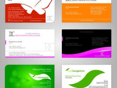 Creative Visiting Card Design