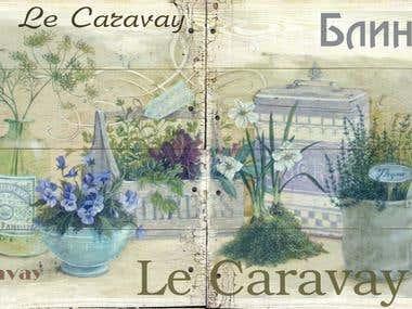 LeCaravay Banner