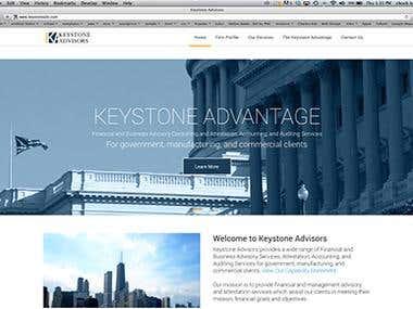 keystone advisors