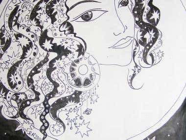 My Art ink gallery