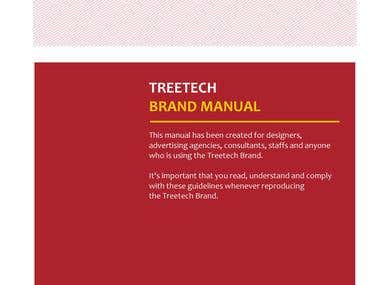 Branding Manua - STYLE GUIDE l for Company