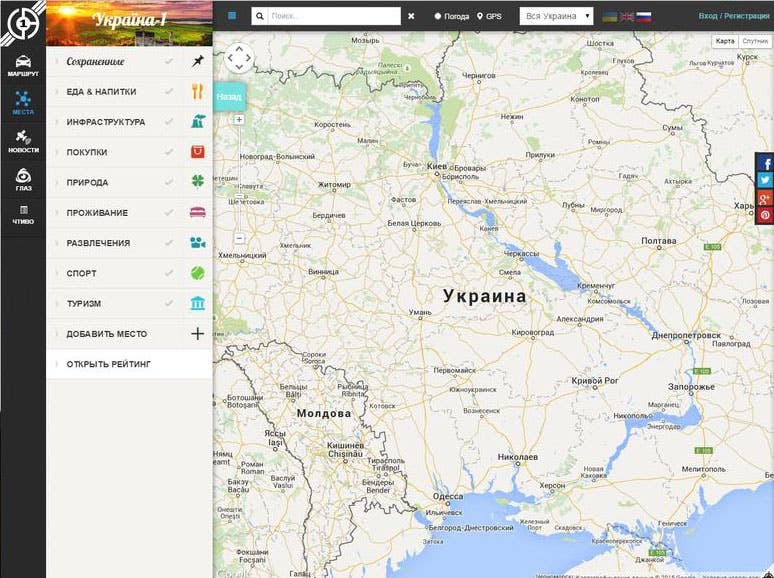 Business Directory (PHP | JQuery | CSS | Google Map)