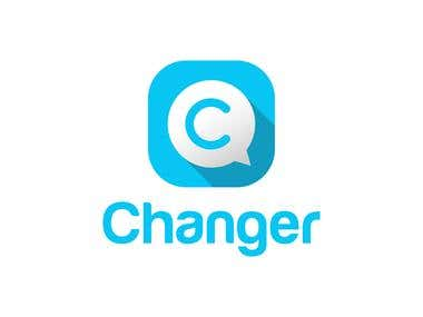 Winning Entry - Changer Logo