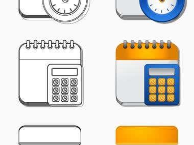 Icons Design -