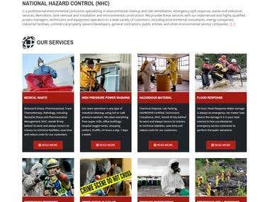 Word press Full website .