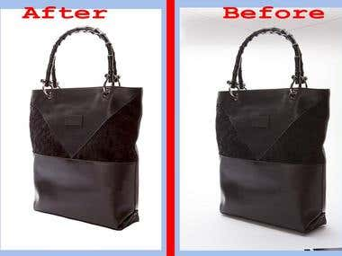 Product Image Retouch