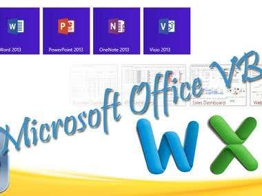 Microsoft Office Developement