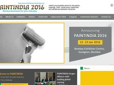 paint company webiste