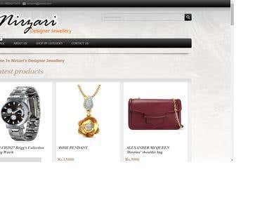 Nirzari\'s Designer Jewellery