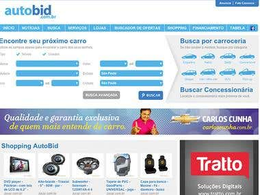 Online Car Classified System