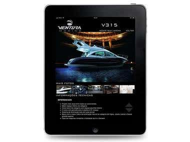 Yacht Sales App