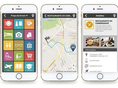 Services Directory App