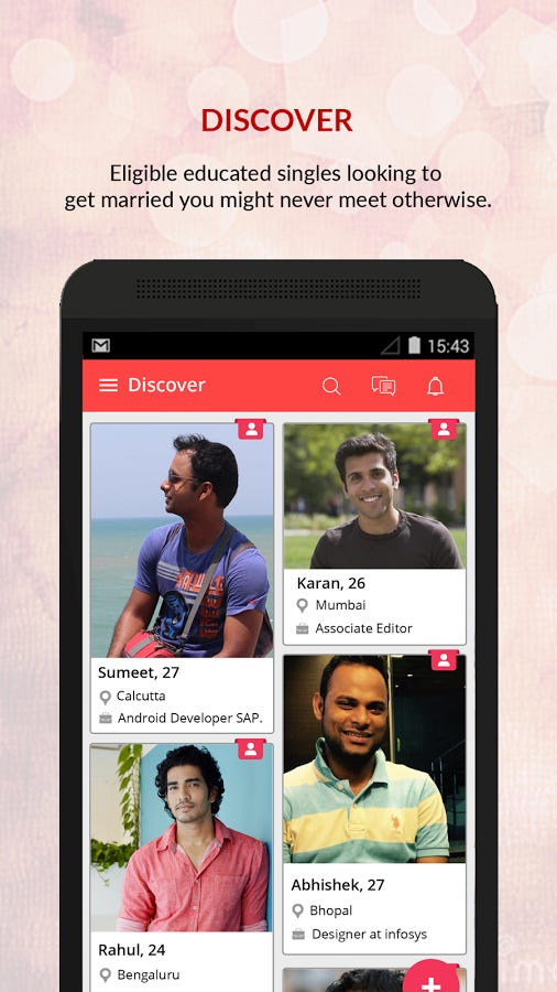 android dating apps for married