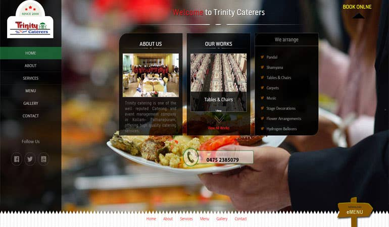 Trinity Caterers