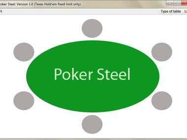 Poker Steel