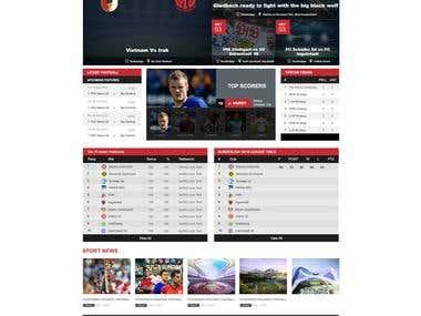 Sport information