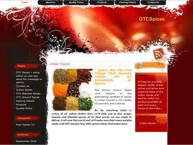 My First Wordpress Website