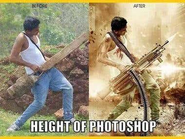 Editing image