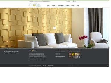 ecommorce website