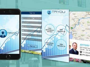 Tryyou Business App