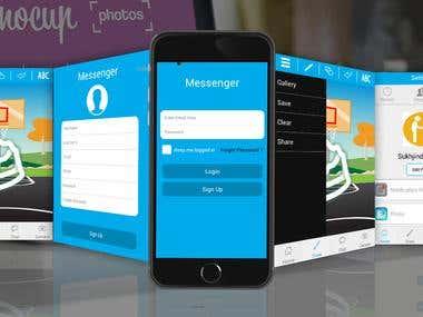 Onyxx Messenger App
