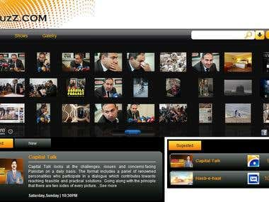 Android TV-App