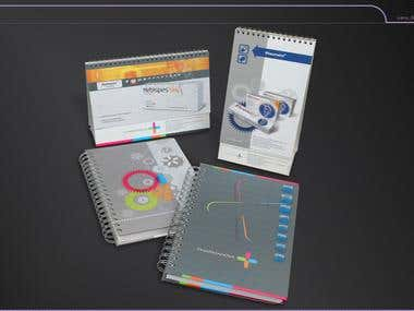 Calendars and Agendas for Pharmanova LLC