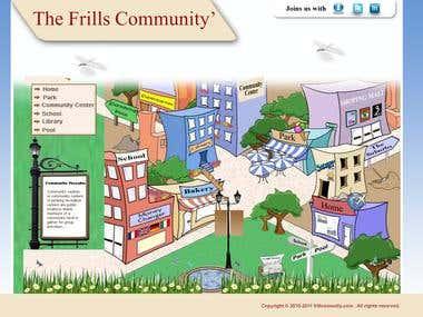 The Frills Community