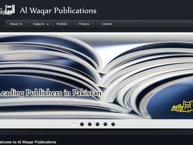 Al Waqar Publications