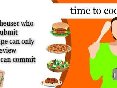 time cooking web