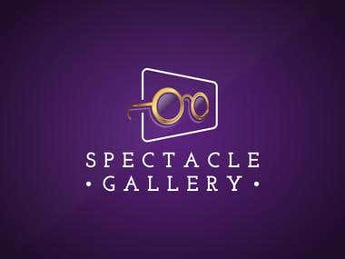 Spectacle Gallery Logo Design