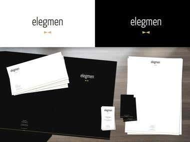 ELEGMEN - corporate identity