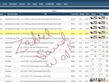 E-commerce Product Uploading 100+