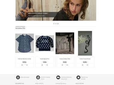 Picolin.fr - Children clothes online shop