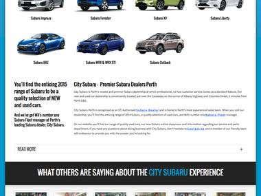 Subaru Automobiles Perth (Australia)