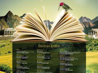 GRANDES LIBROS - Ciclo de Conferencias