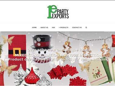 www.partyexports.com