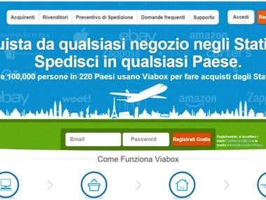 WEBSITE ENGLISH–ITALIAN   TRANSLATION